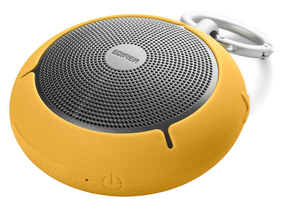 Edifier MP100, Yellow портативная акустическая система цены онлайн