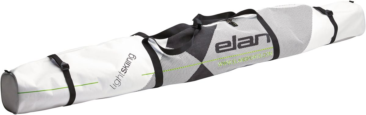 Чехол для горных лыж Elan 1P LADY SKI BAG, цвет: белый. Ростовка 170 см цена