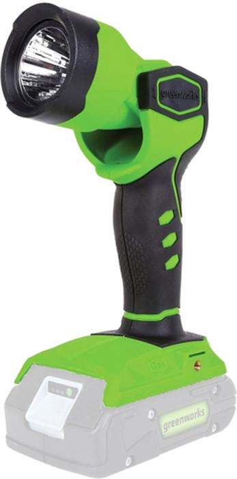 цена на Фонарь аккумуляторный Greenworks G24WL, 24 В (без АКБ и ЗУ) 3500507