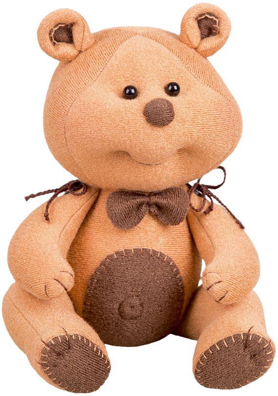 """Набор для создания игрушки Miadolla """"Малыш Медвежонок"""", высота 27 см. B-0189"""