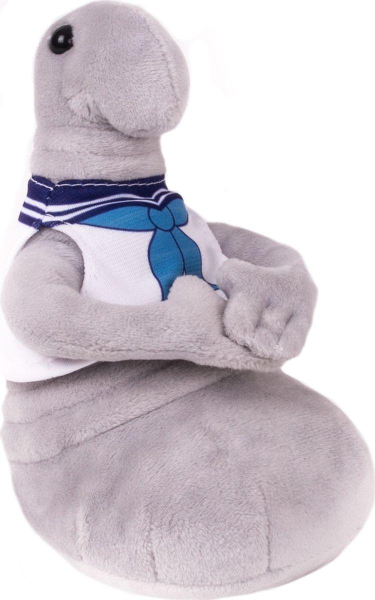 Gulliver Мягкая игрушка Ждун Моряк 15 см gulliver мягкая игрушка ждун жду пятницу 30 см