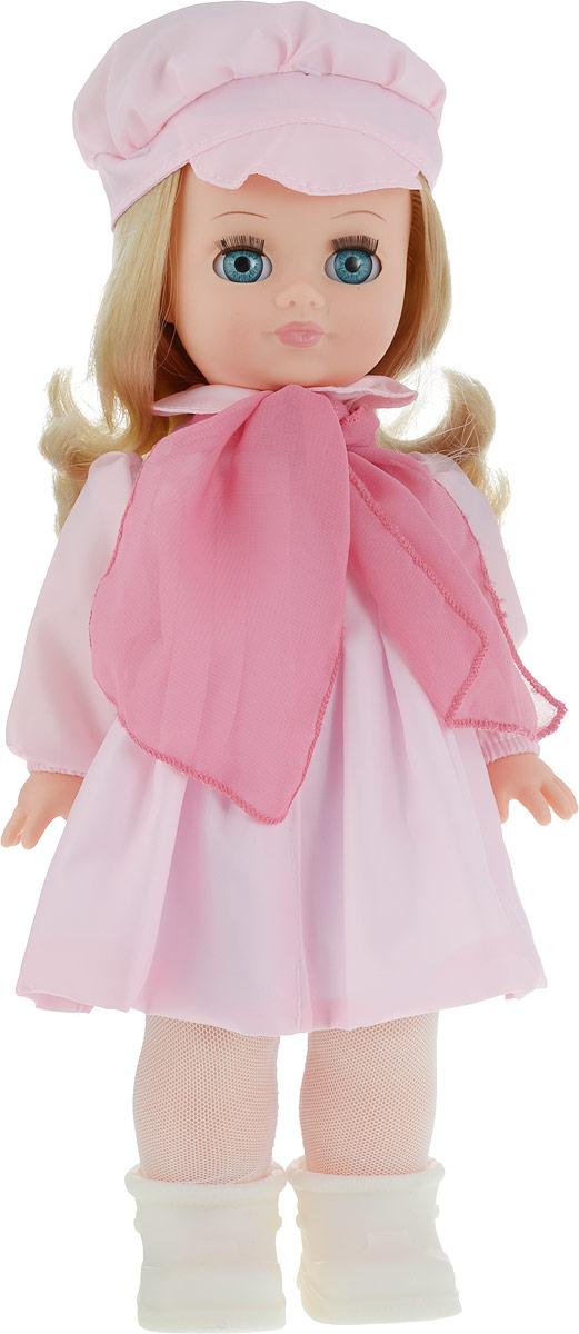 Весна Кукла озвученная Наталья цвет одежды розовый