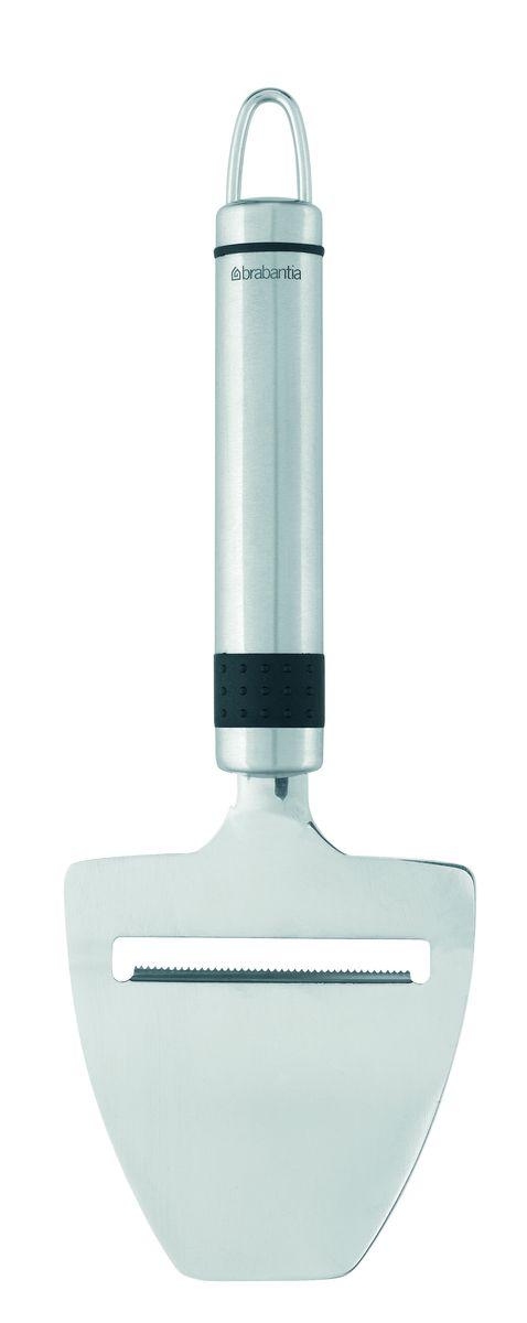 Нож для сыра Brabantia Profile, цвет: стальной матовый. 211225 brabantia нож для сыра essential 400247 brabantia