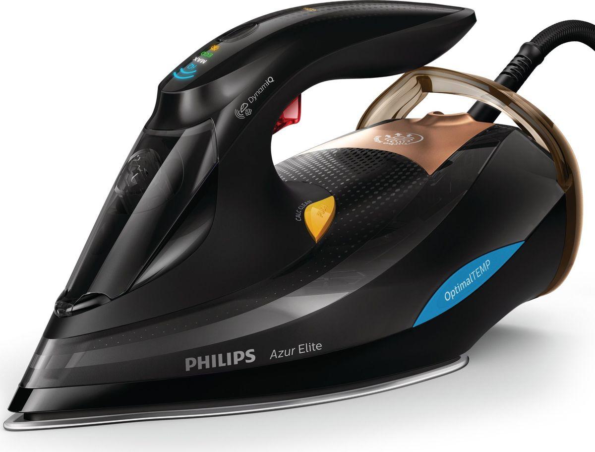 Утюг Philips GC5033/80 Azur Elite, Black утюг без пара
