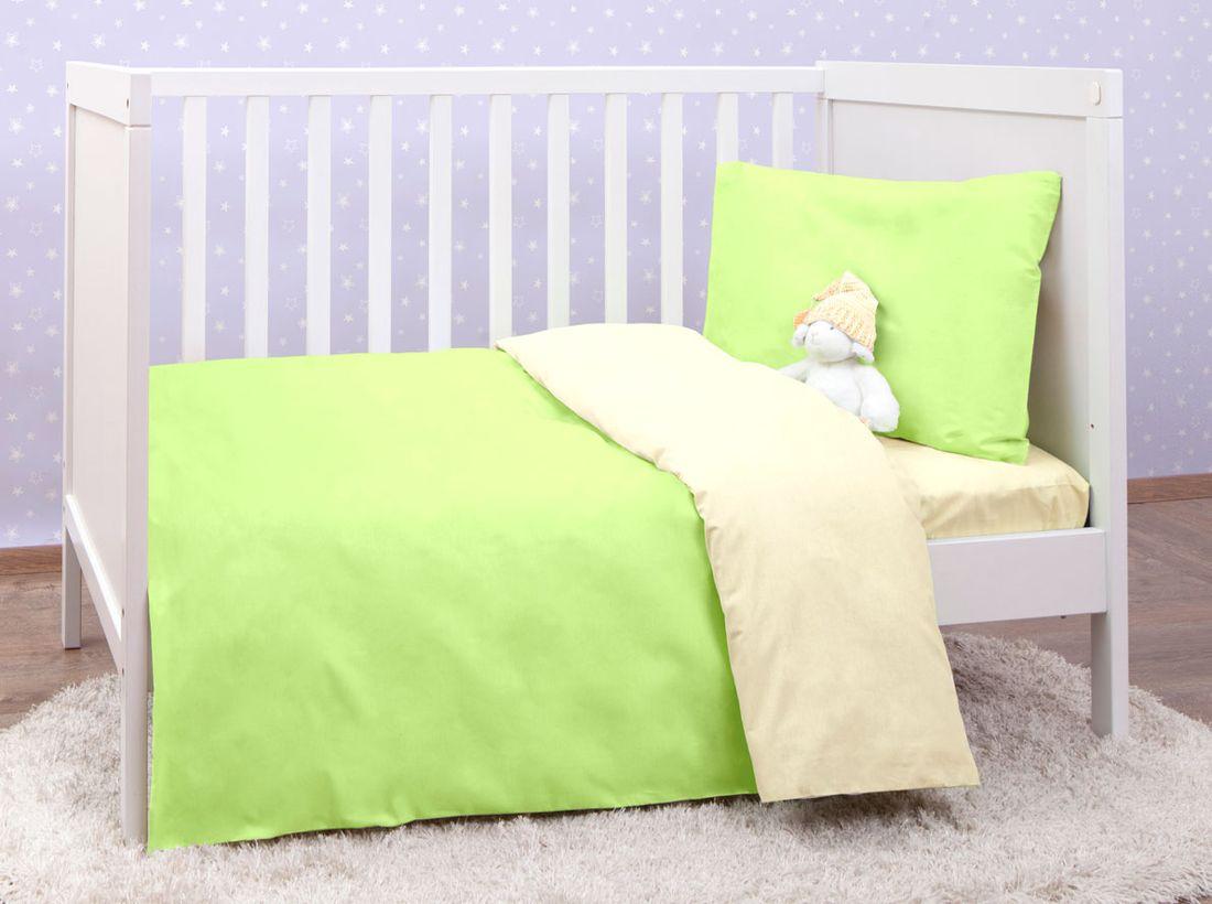 Mirarossi Комплект детского постельного белья Ninna Nanna цвет зеленый детский комплект постельного белья mirarossi ninna nanna viola