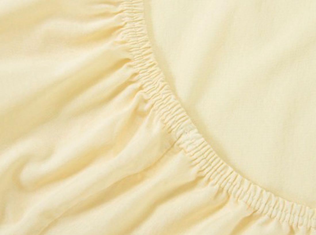 Mirarossi Простыня на резинке Ninna Nanna цвет бежевый 60 см х 120 см х 15 см детский комплект постельного белья mirarossi ninna nanna viola