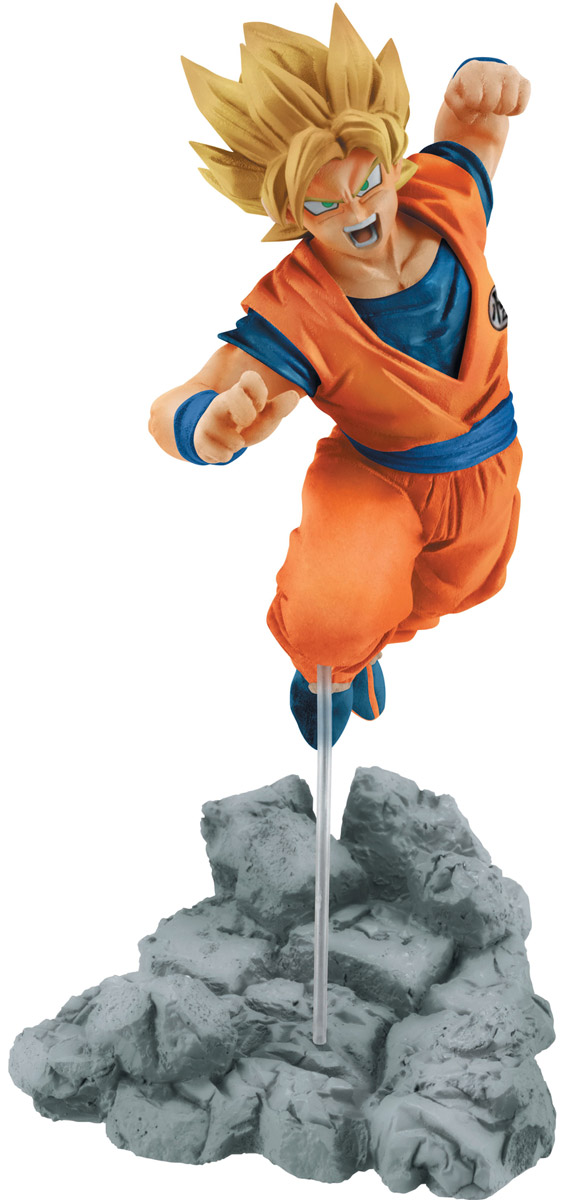 Bandai Фигурка Dball Sup Soul X Fig Son Goku 10 см