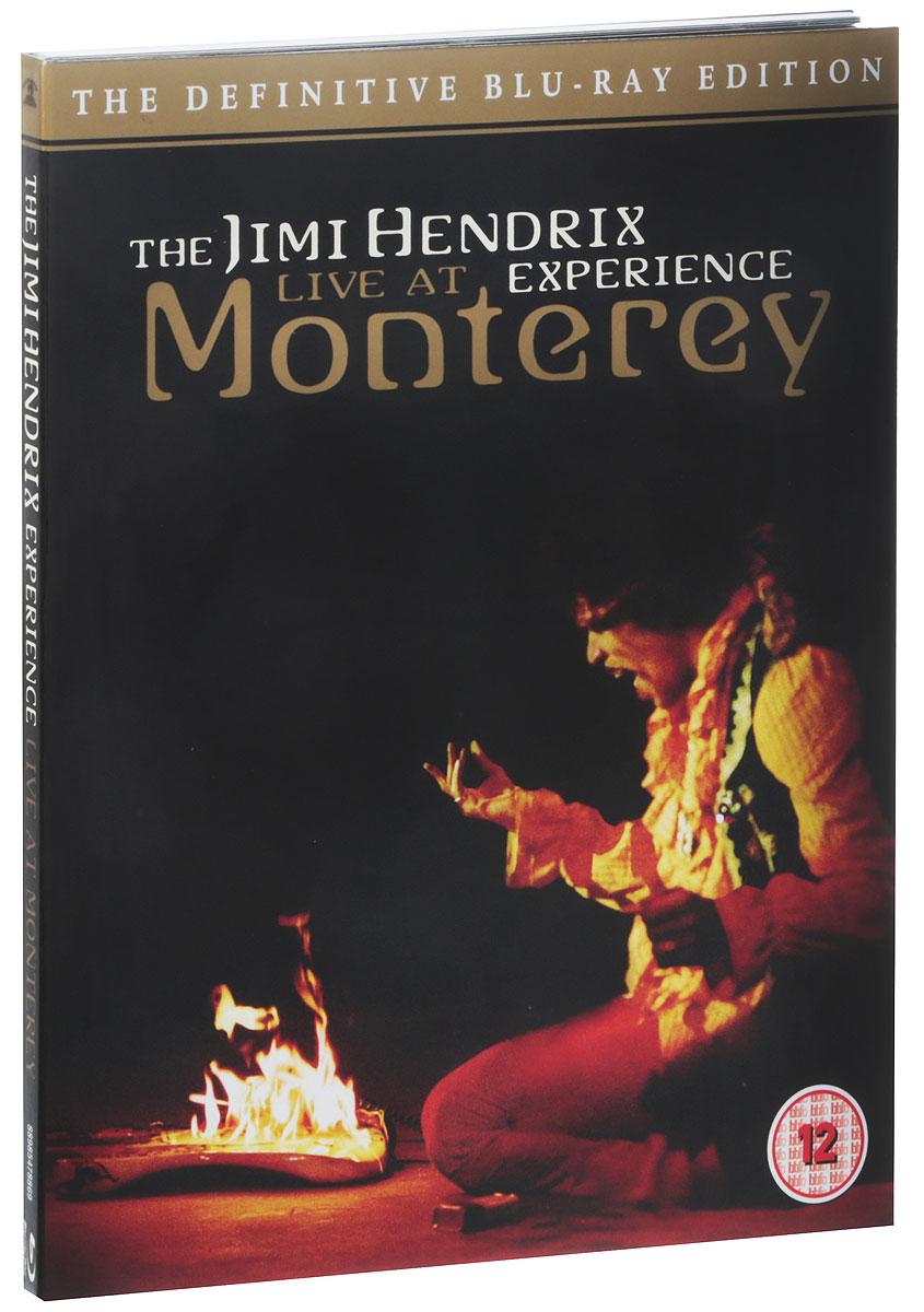 лучшая цена Hendrix Experience: Live At Monterey (The Definitive Edition) (Blu-ray)