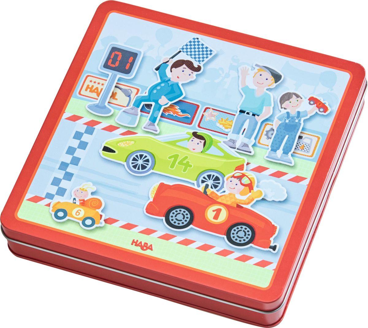 Haba Обучающая игра Машинки haba обучающая игра кукла лилли