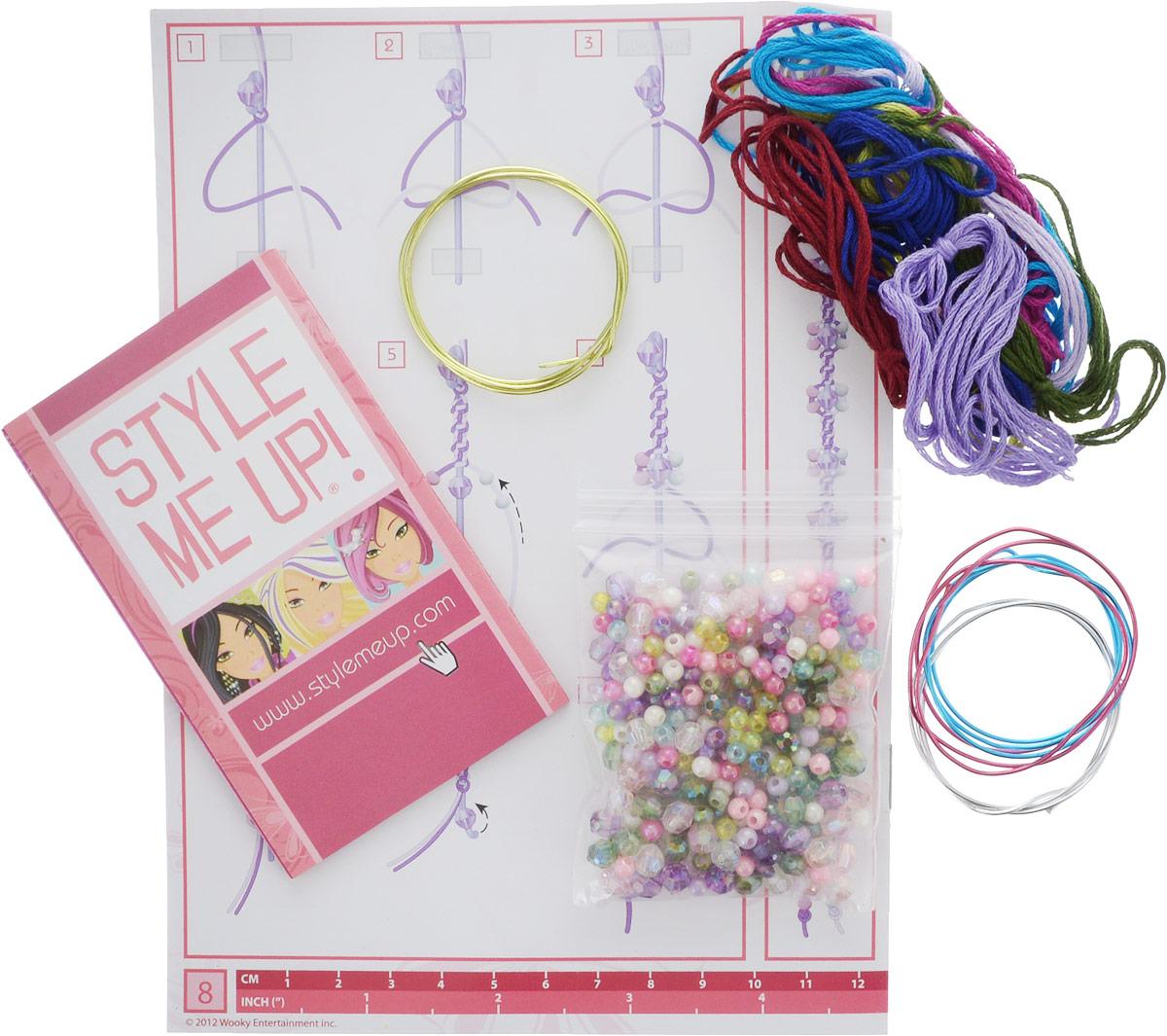 Набор для плетения Style Me Up 552 anahit chubaryan rabin style speed up of proofs