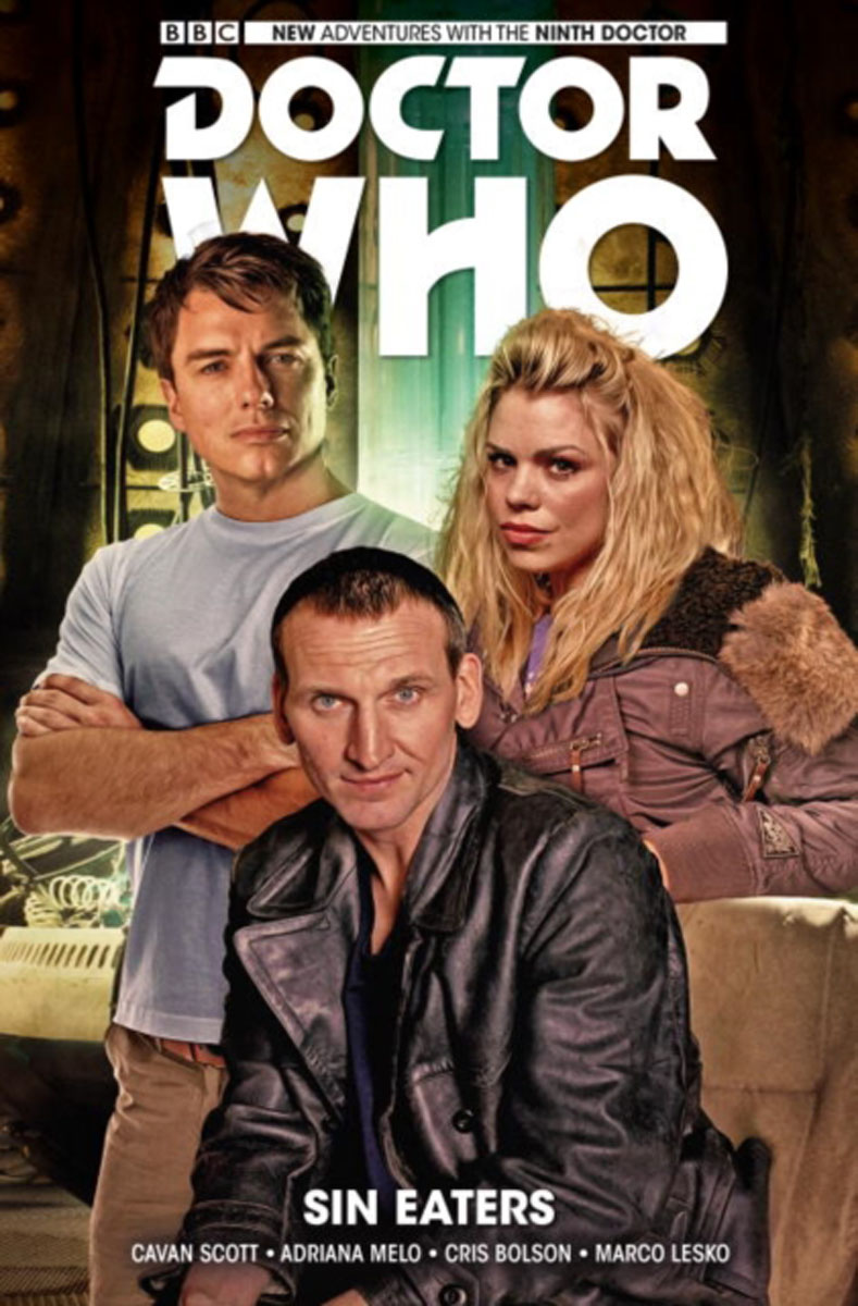 Doctor Who. The Ninth Doctor. Volume 4. Sin Eaters