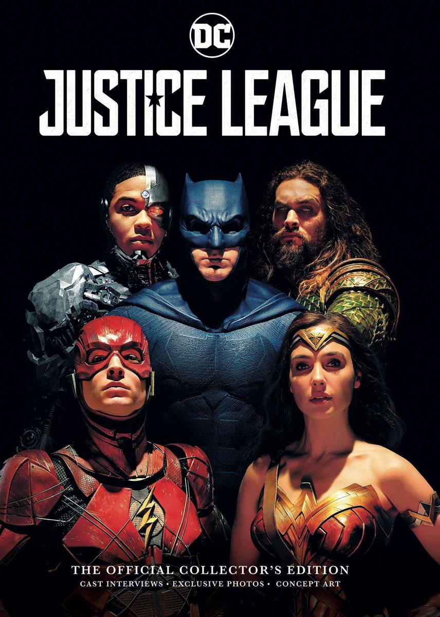 Justice League Collectors Edition