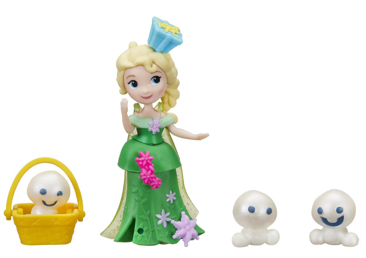 Disney Frozen Мини-кукла Elsa & Snowgies цена и фото