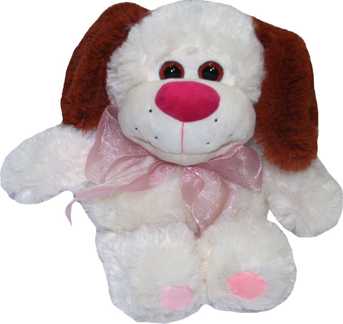 СмолТойс Мягкая игрушка Собачка 45 см 1889/МЛ/45 смолтойс мягкая игрушка собачка 45 см 1889 мл 45