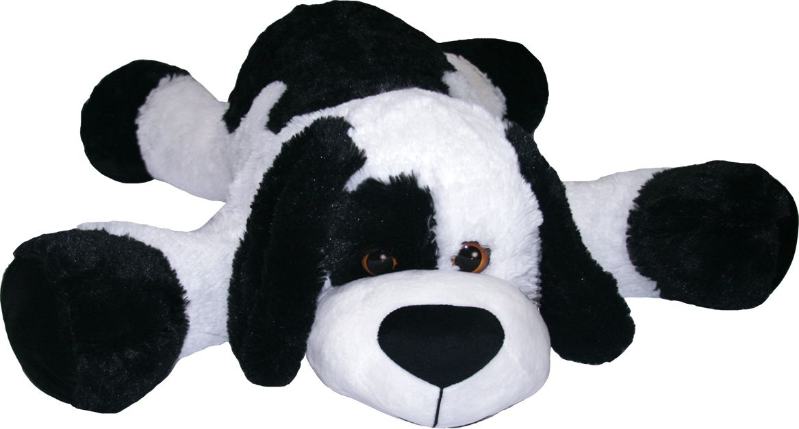 СмолТойс Мягкая игрушка Щенок Рокки 100 см