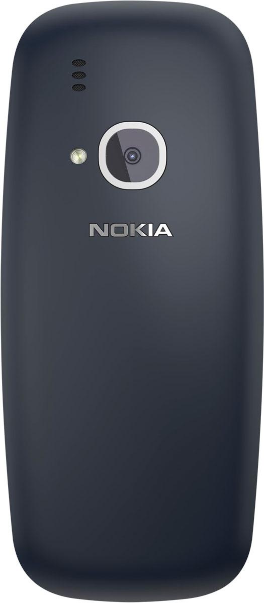 Мобильный телефон Nokia 3310 DS, темно-синий Nokia