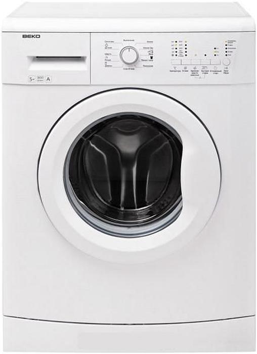 Beko WRS55P1BSS стиральная машина