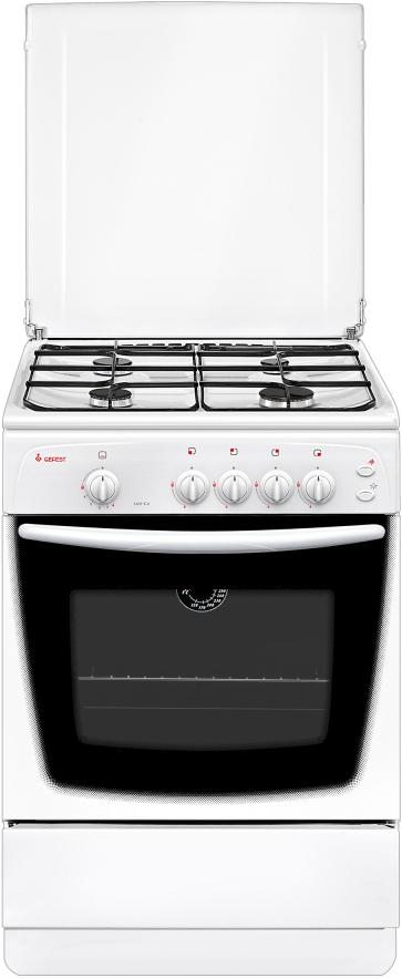 Газовая плита Gefest 1200-00 С 6, 18086, white