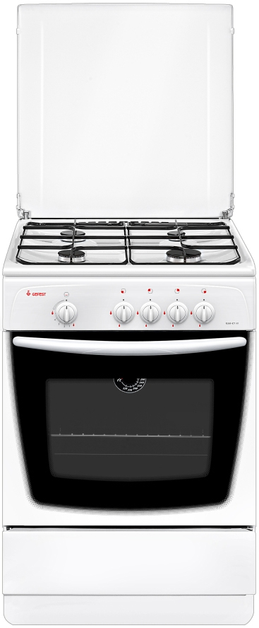 Газовая плита Gefest 1200-00 С 7 K 8, 18090, white