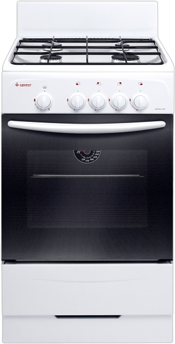 Gefest 3200-08 К85 плита газовая