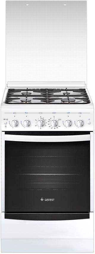 Газовая плита Gefest 5100-02 0002, 6361, white все цены