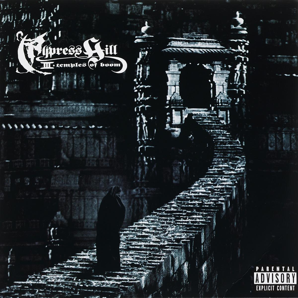 Cypress Hill Cypress Hill. III (Temples Of Boom) (2 LP) cypress hill cypress hill black sunday remixes lp