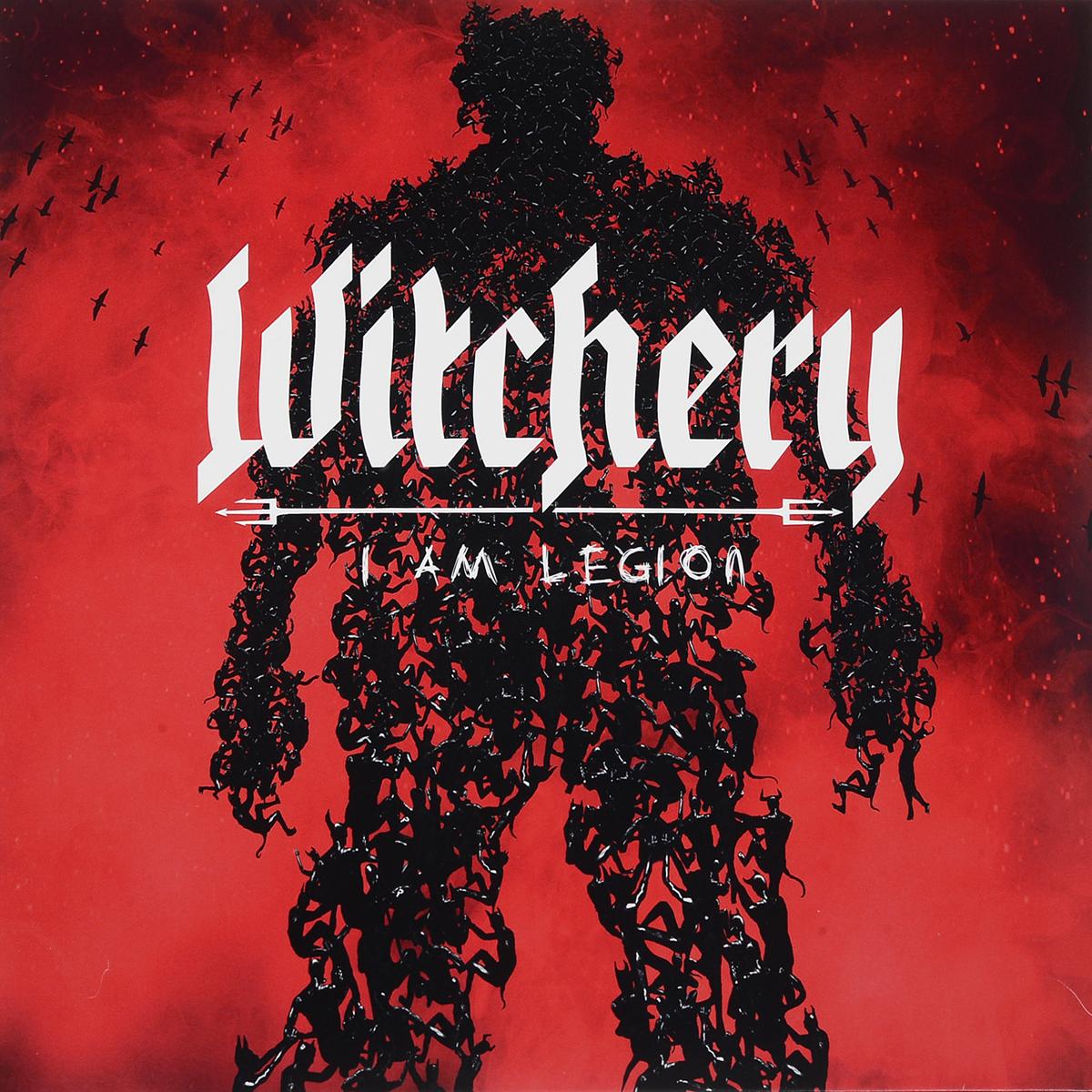 Witchery Witchery. I Am Legion alien legion omnibus volume 1