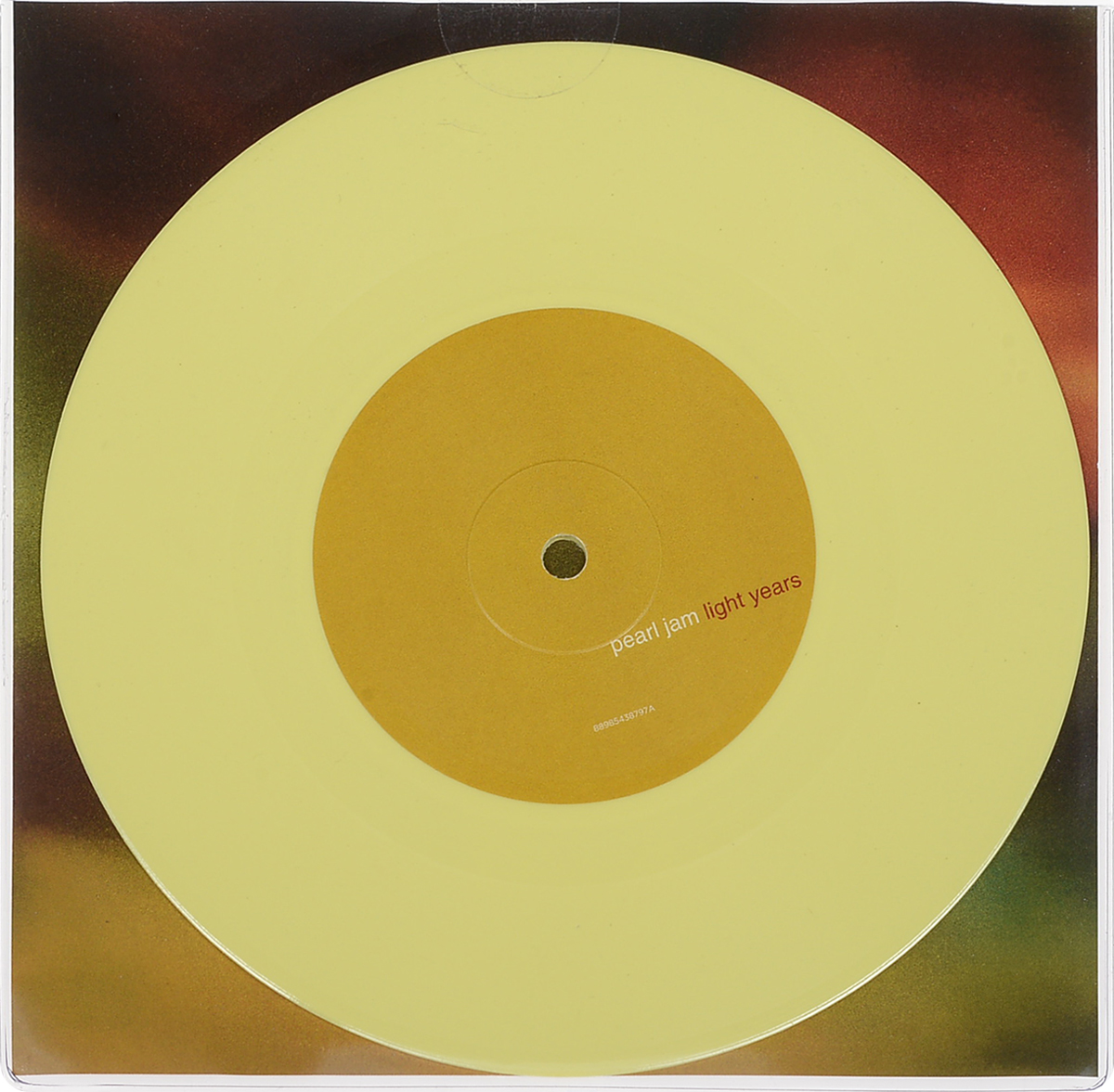 Pearl Jam Pearl Jam. Light Years / Soon Forget (LP) pearl jam pearl jam lightning bolt
