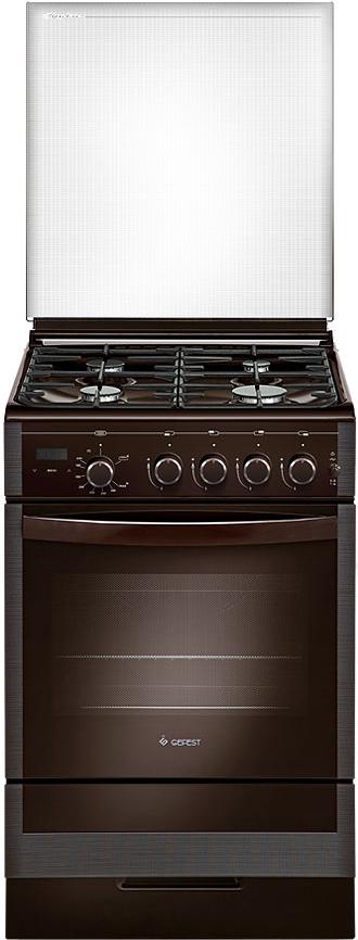 Плита Gefest 5300-03 0047, газовая, коричневый