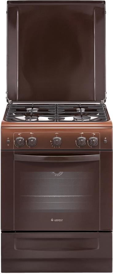Газовая плита Gefest 6100-01 0001, 30257, brown цена 2017