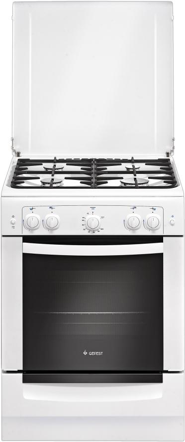 Газовая плита Gefest 6100-02 0009, 30259, white