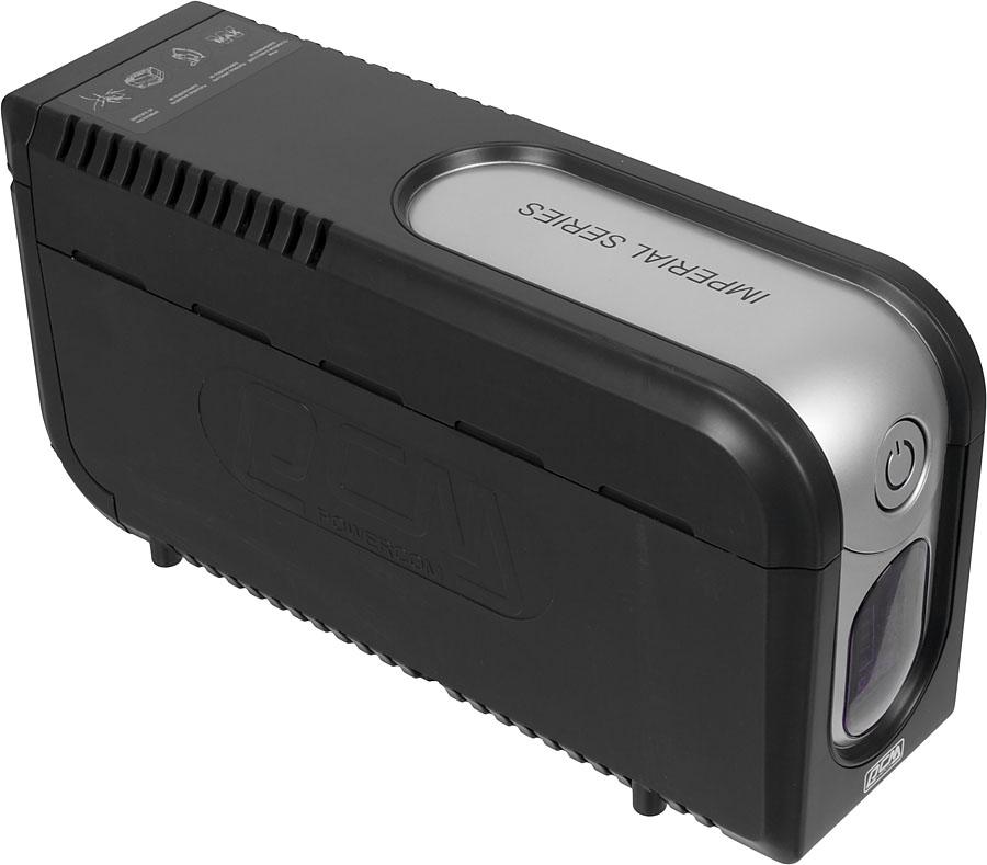 ИБП Powercom Imperial IMD-625AP ибп powercom imp 625ap imperial 625va 375w usb avr rj11 rj45 3 2 iec