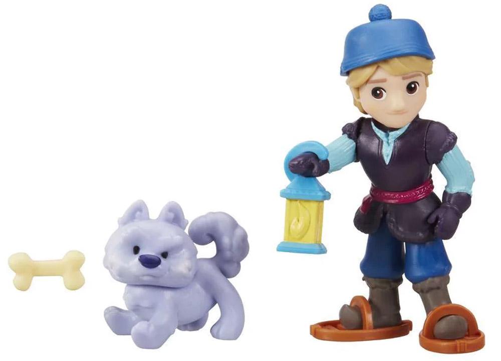 Disney Frozen Мини-кукла Kristoff's Winter Adventures цена и фото