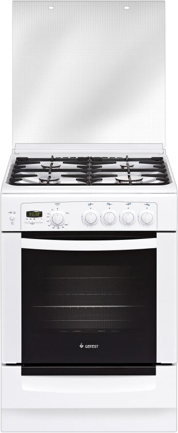 Плита газовая Gefest 6100-04 0002, White цена