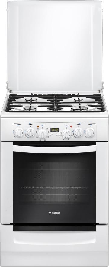все цены на Gefest 6102-03 плита комбинированная онлайн