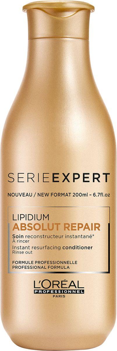 L'Oreal Professionnel Expert Absolut Repair Lipidium Conditioner Смываемый уход для сильно поврежденных волос, 200 мл