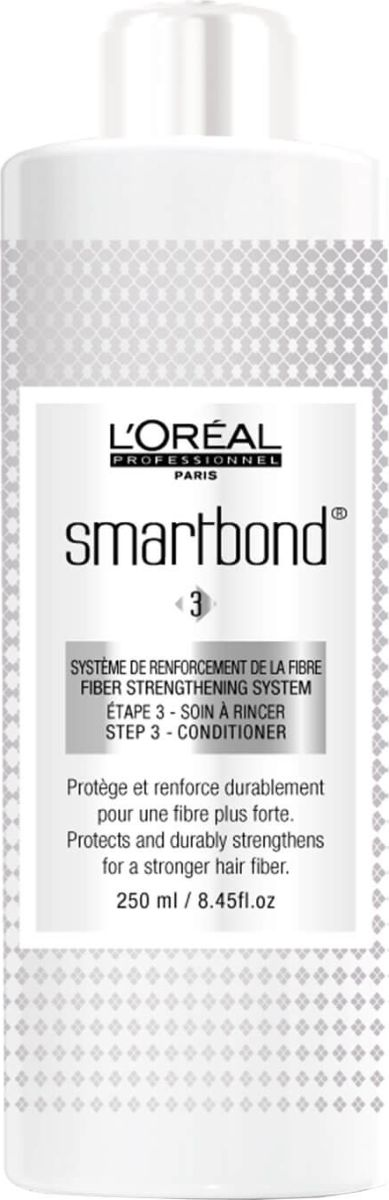 L'Oreal Professionnel Smartbond Conditioner Step, 3 Кондиционер для волос Смываемый уход, 250 мл