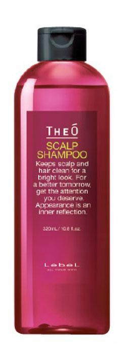 Lebel TheO Scalp Shampoo Многофункциональный шампунь, 600 мл