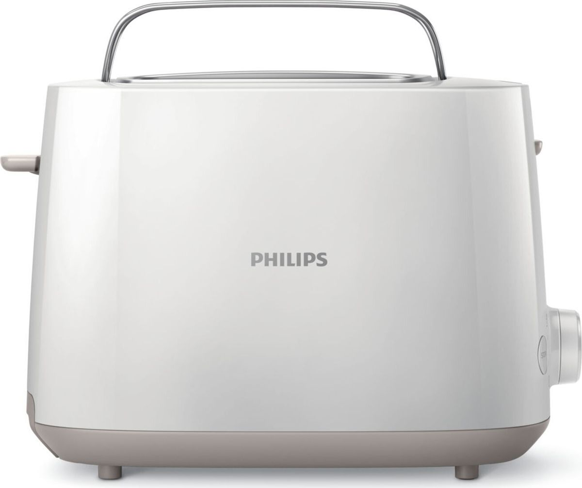 Тостер Philips HD2581/00, White тостер philips hd2581 00