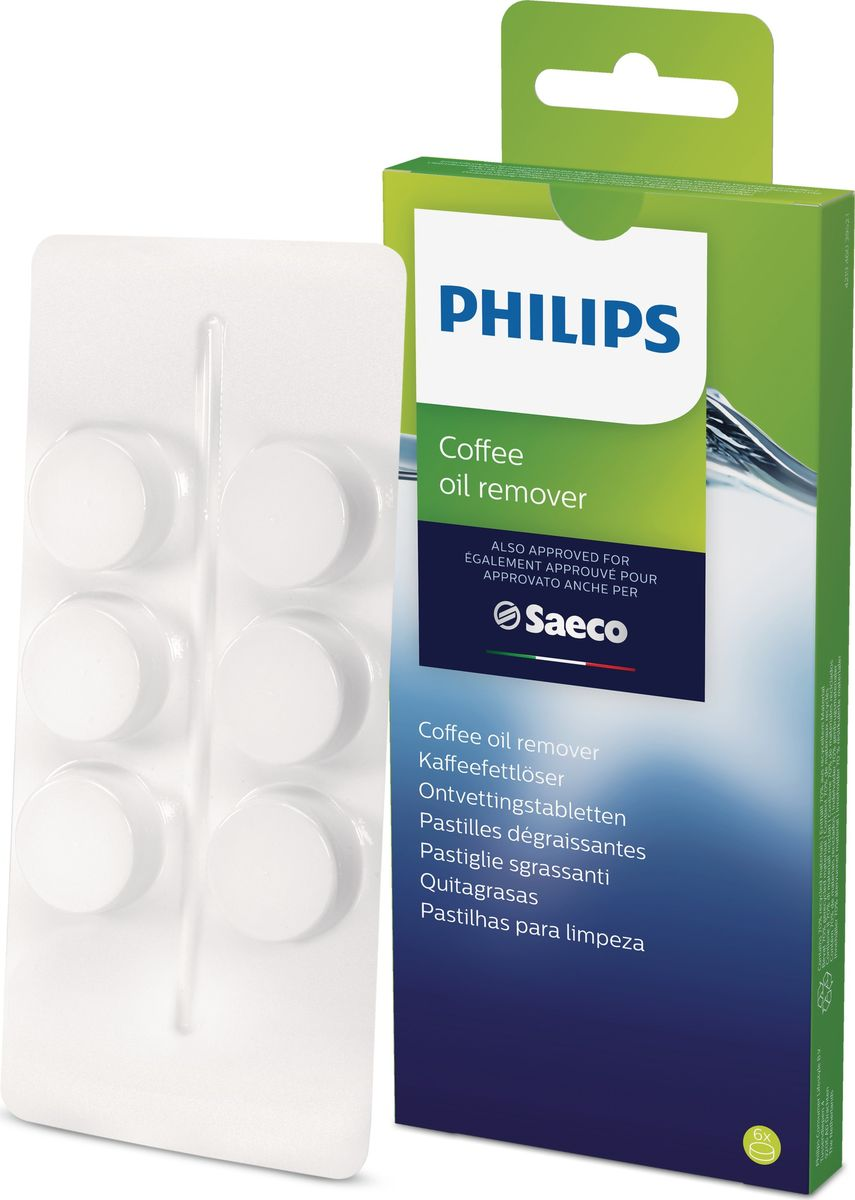 Philips CA6704/10 таблетки для удаления масляного налета радиобудильник philips aj3123 12