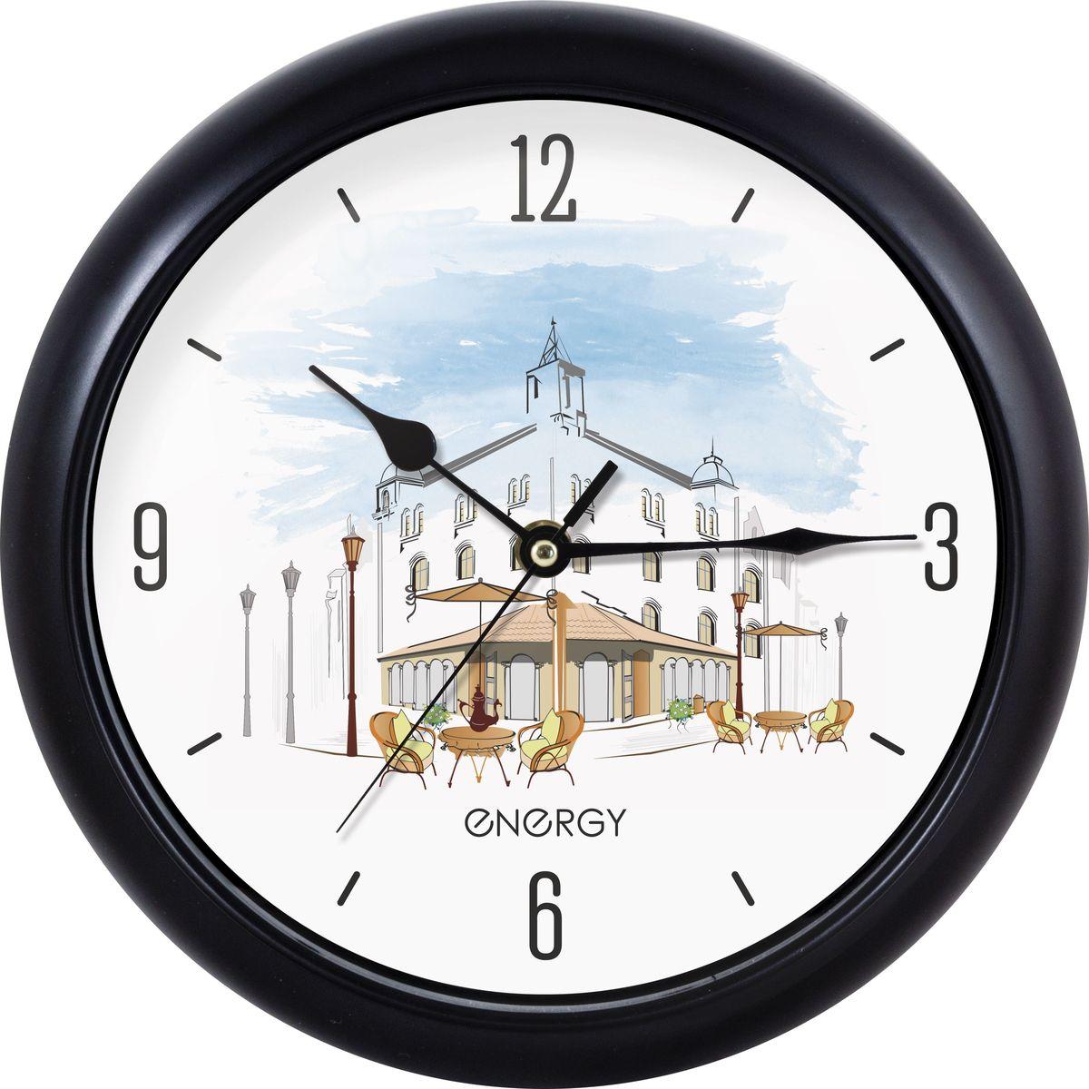 Energy ЕС-105 настенные часы цена