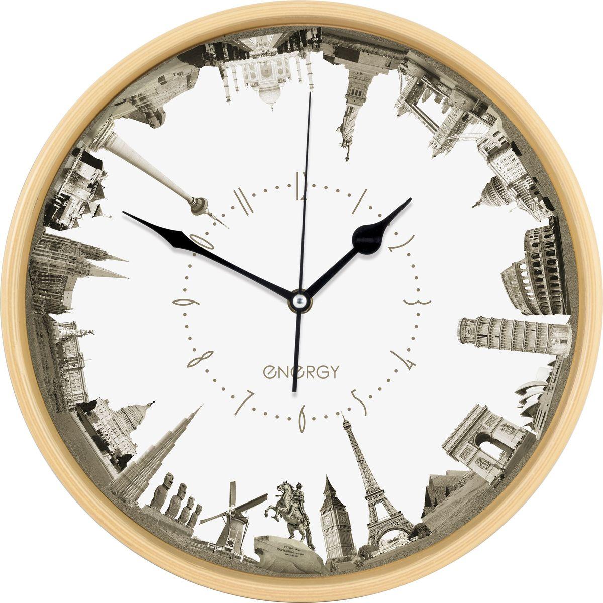 Energy ЕС-109 настенные часы цена