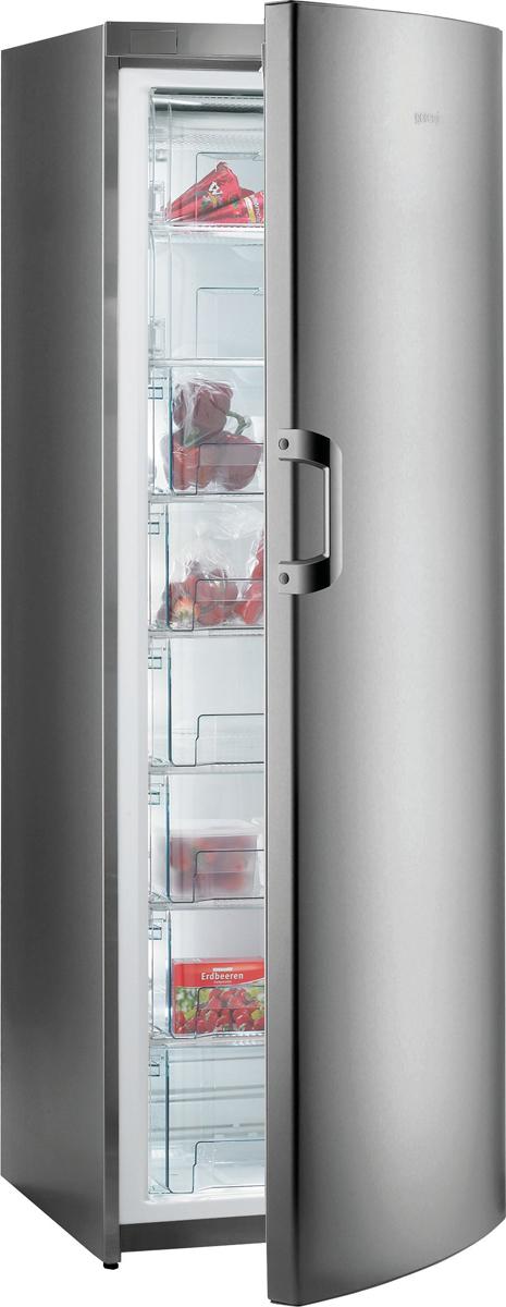 Морозильник Gorenje F 6181 AX, нержавеющая сталь цены