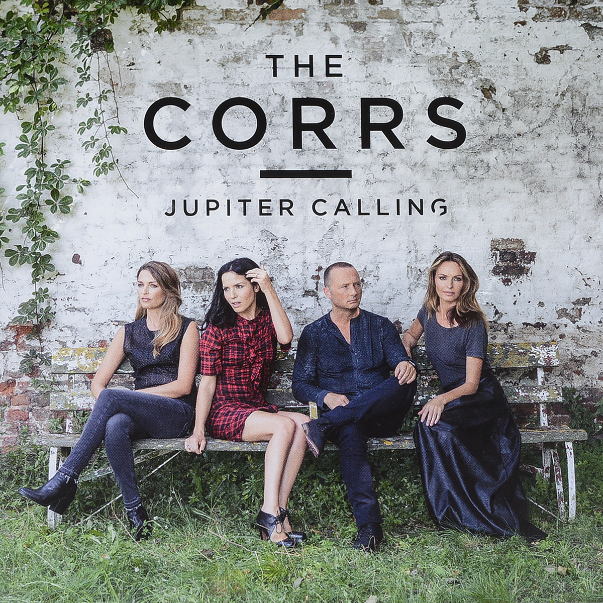 The Corrs The Corrs. The Jupiter Calling cd the corrs best of