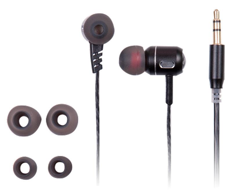 купить Ritmix RH-140, Black наушники по цене 315 рублей