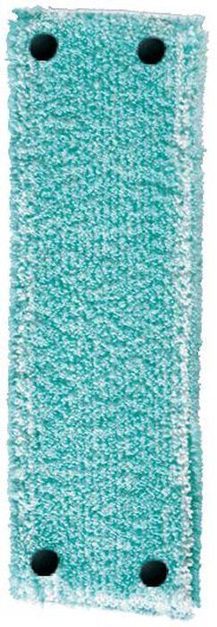 Насадка на швабру Leifheit Twist XL. Extra Soft, цвет: бирюзовый, 42 см насадка на швабру leifheit clean twist mop из микроволокна цвет белый бирюзовый