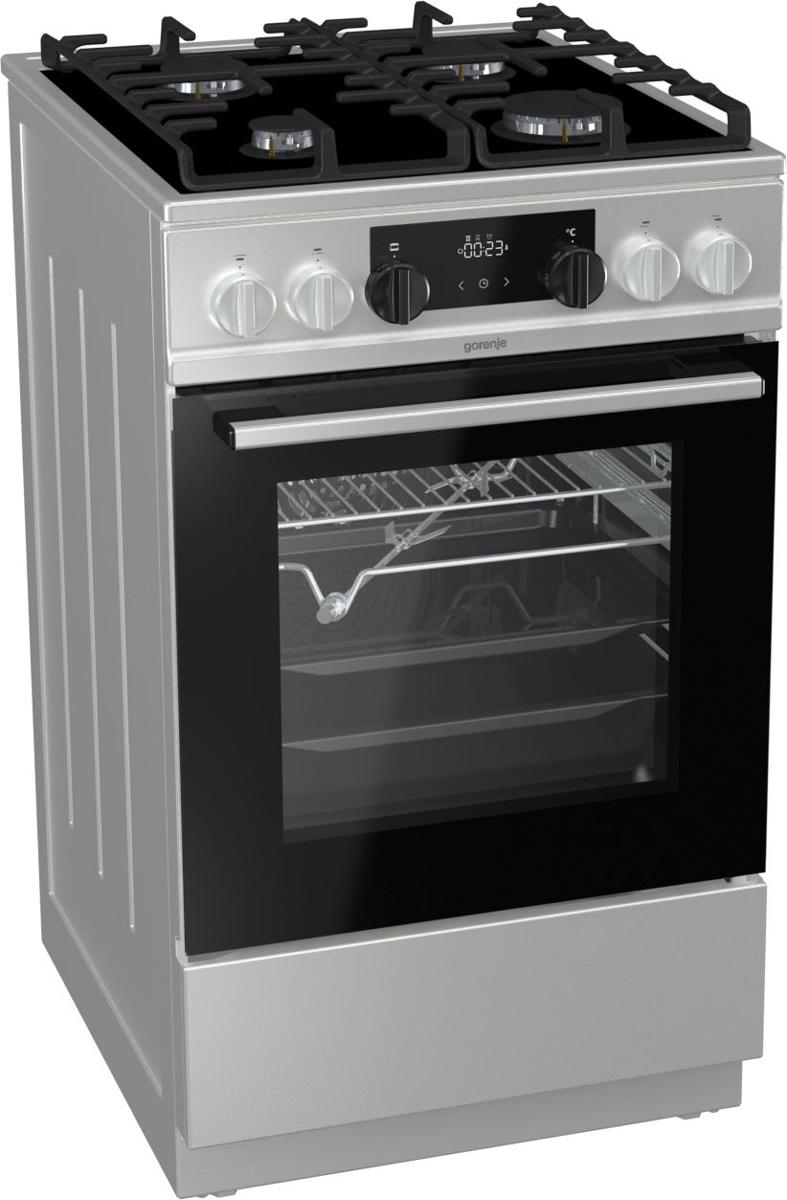 Gorenje KC5355XV плита комбинированная