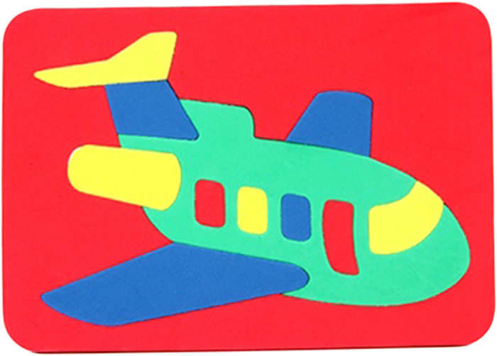 Бомик Пазл для малышей Самолет цены