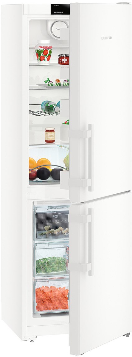 Двухкамерный холодильник Liebherr CN 3515-20 001, белый Liebherr
