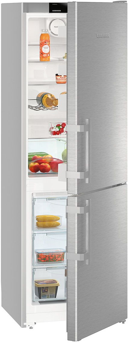 Холодильник Liebherr CNef 3515-20001, серебристый Liebherr